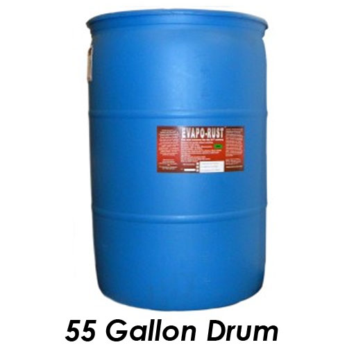 rust remover 55 gal. drum
