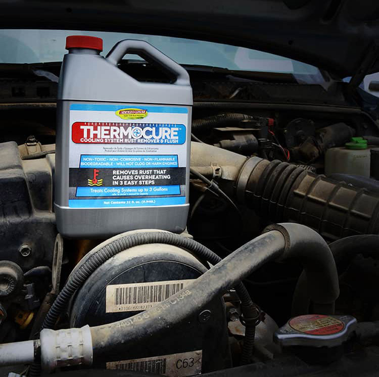 THERMOCURE™ - Cooling System Rust Remover & Flush | EVAPO-RUST®