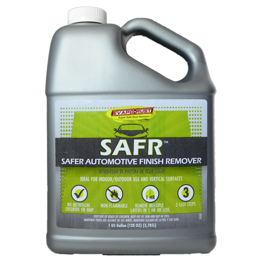 SAFR Automotive paint remover
