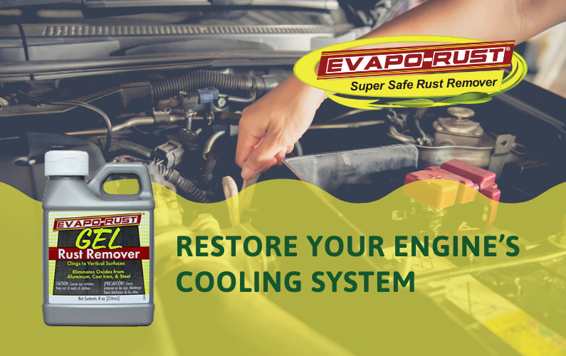 Restore Your Engine's Cooling System