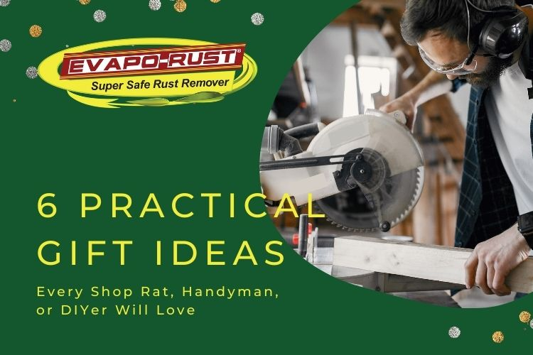 6 Practical Gift Ideas Every Shop Rat, Handyman, or DIYer Will Love